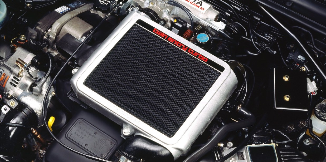 2021 Toyota Celica Engine