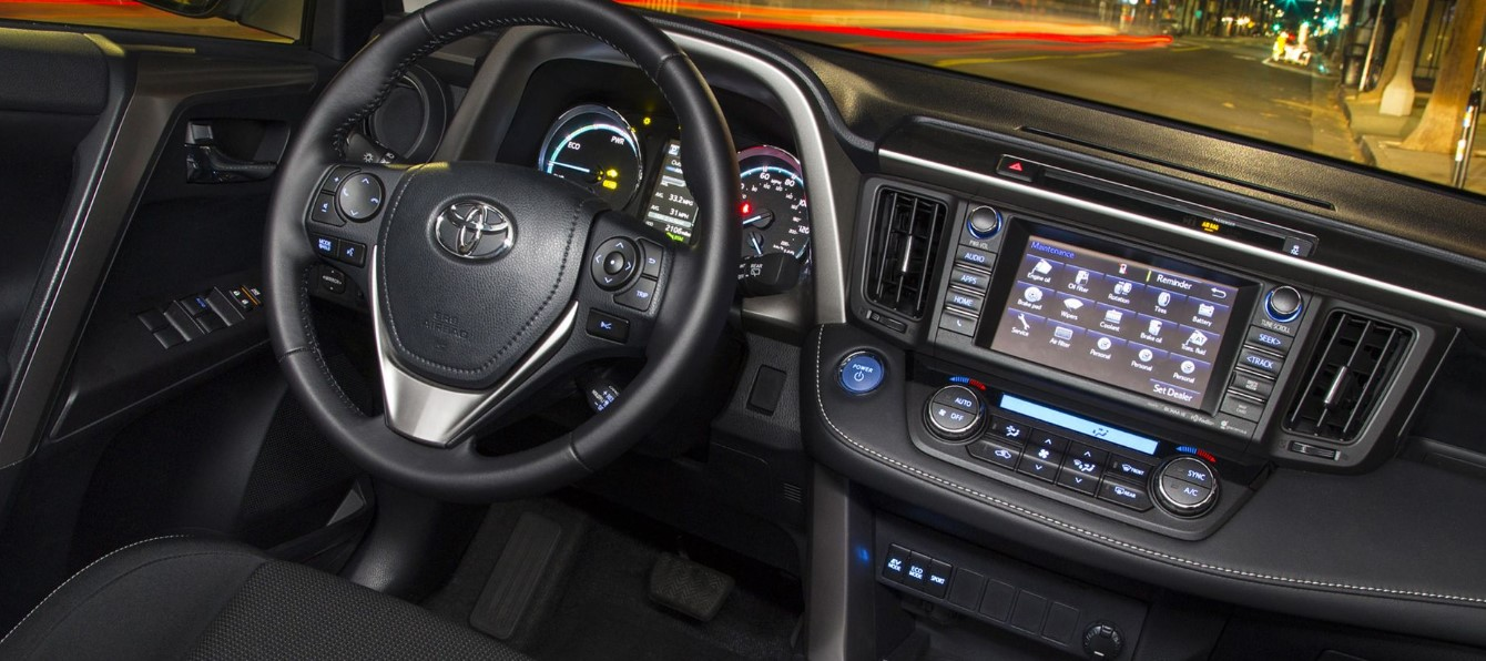 2021 Toyota Highlander Interior