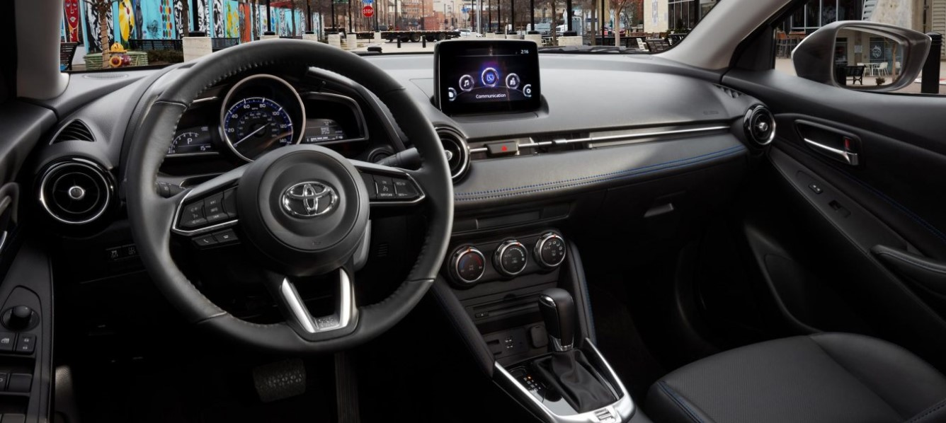 Toyota Auris 2021 Interior
