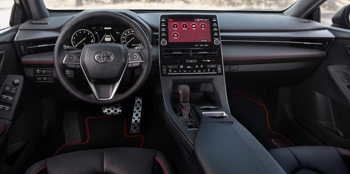 2020 Toyota Avalon Interior