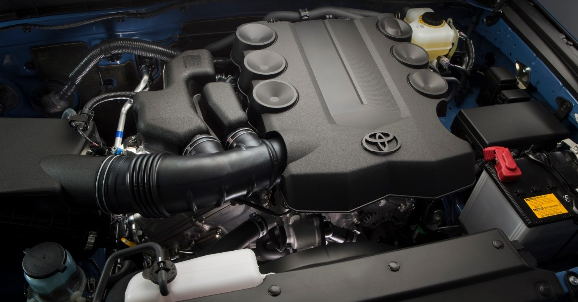 2021 Toyota FJ Cruiser Engine