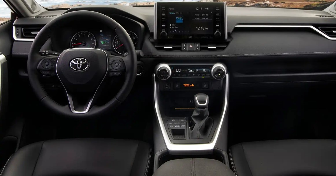 2021 toyota rav4 redesign specs release date  toyotafd