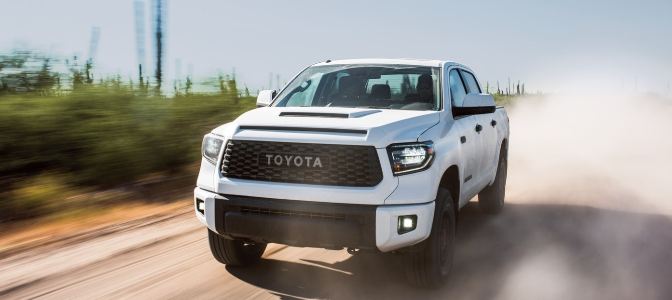 2021 Toyota Tundra Diesel Exterior