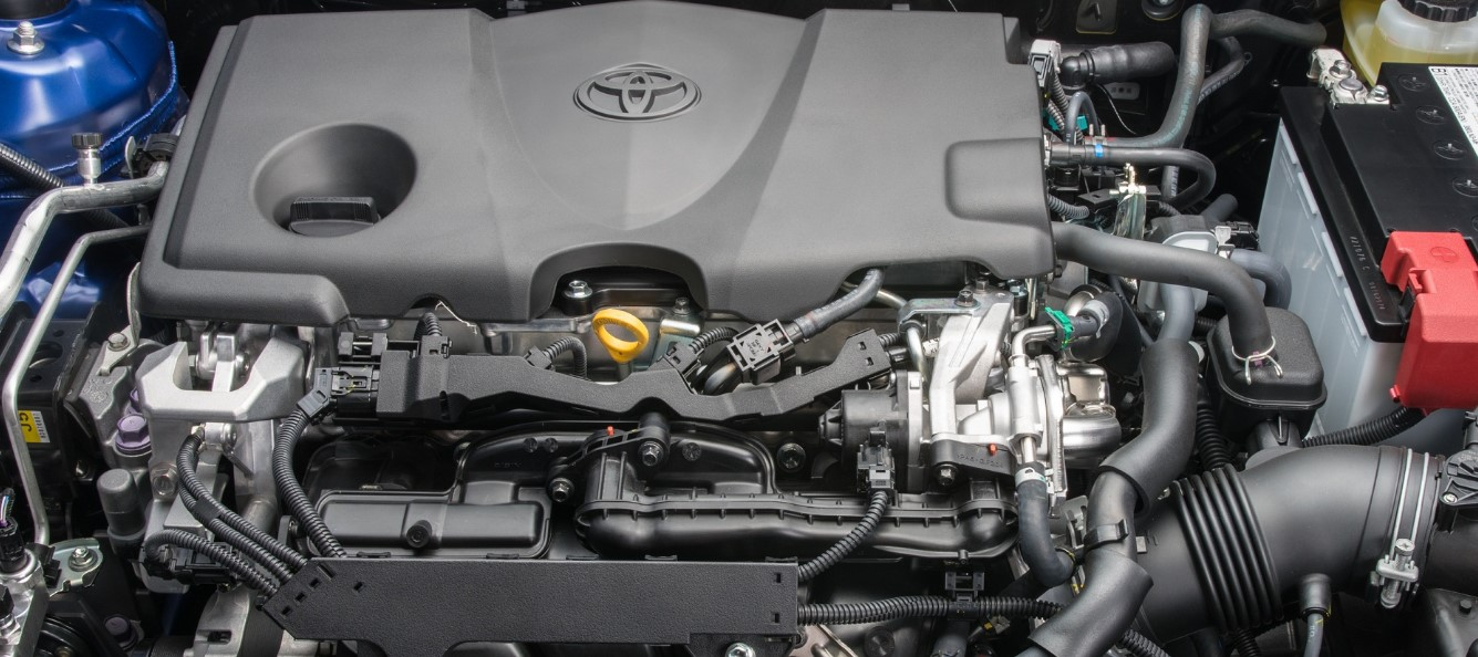 2020 Toyota Aygo Engine