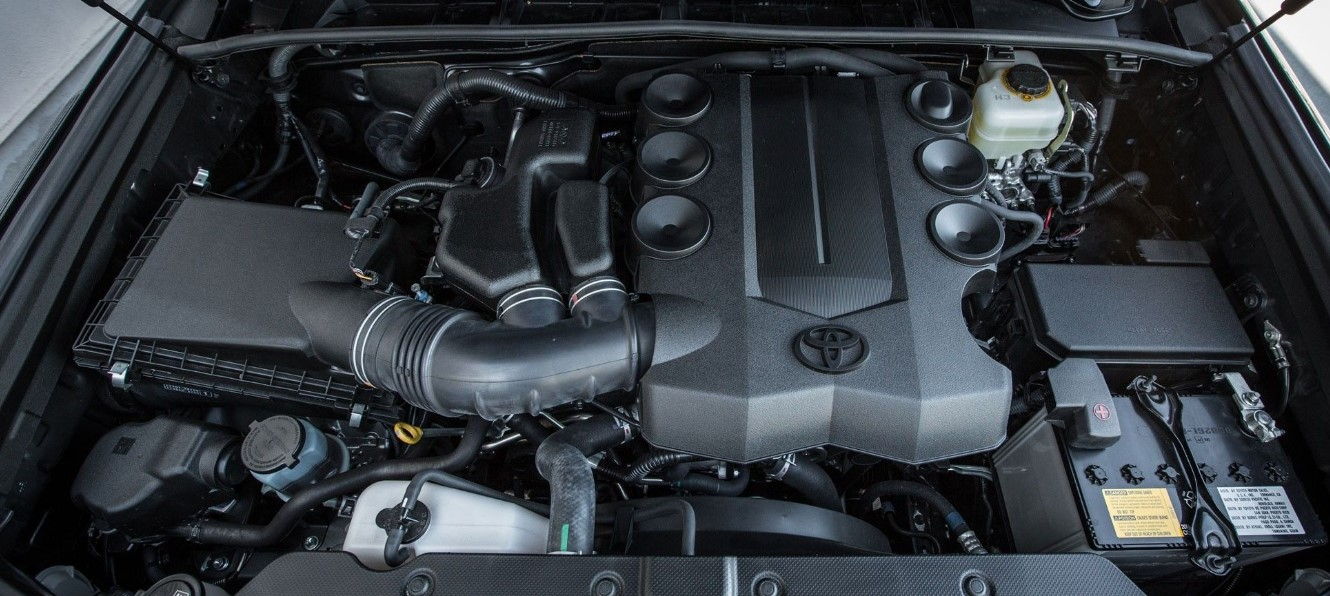 2021 Toyota 4Runner Engine