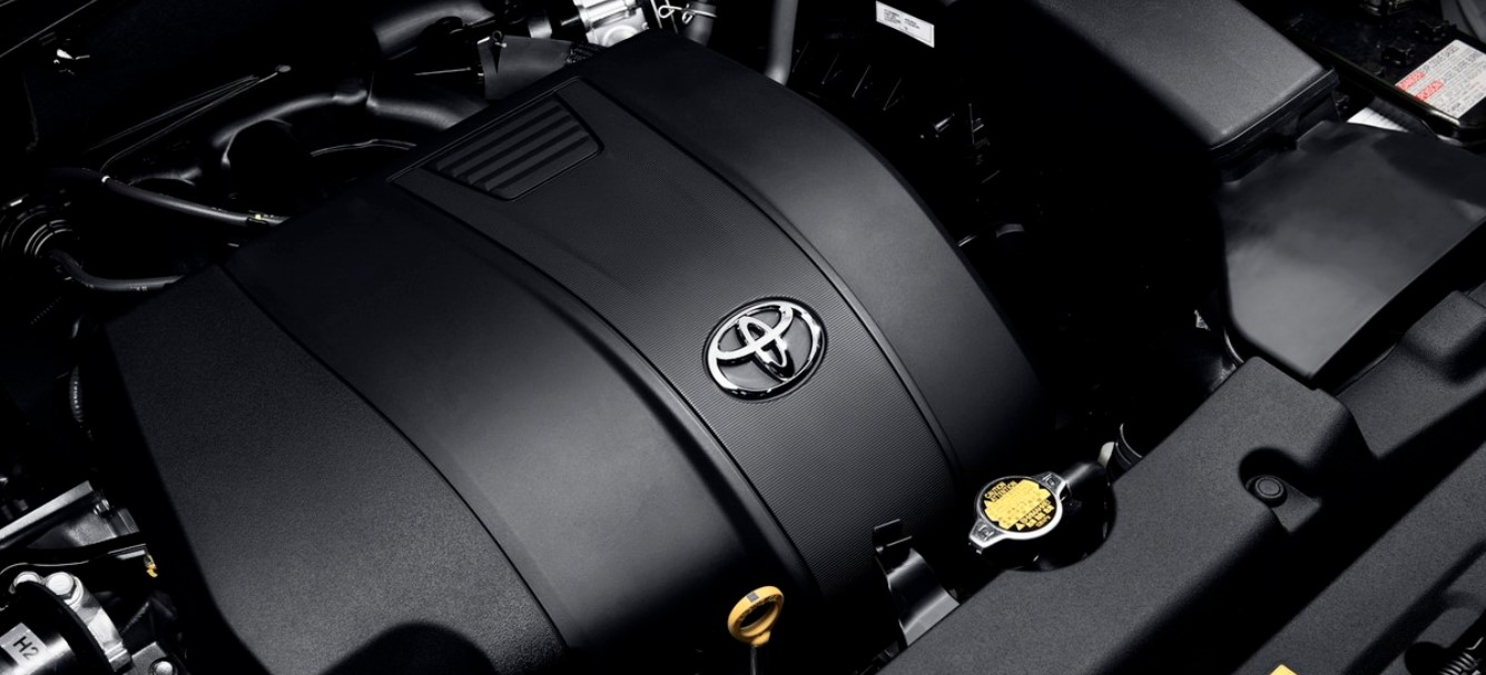 2021 Toyota Kluger Engine