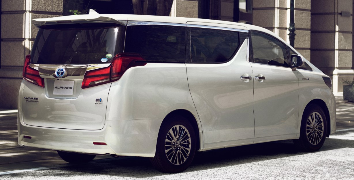 2020 Toyota Alphard Engine