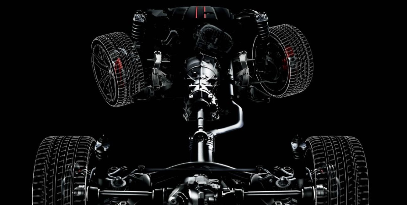 2020 Toyota GR Supra Engine
