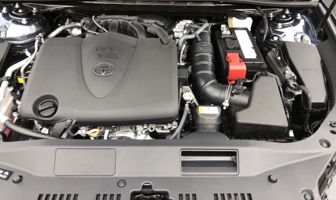 2021 Toyota Avalon Engine