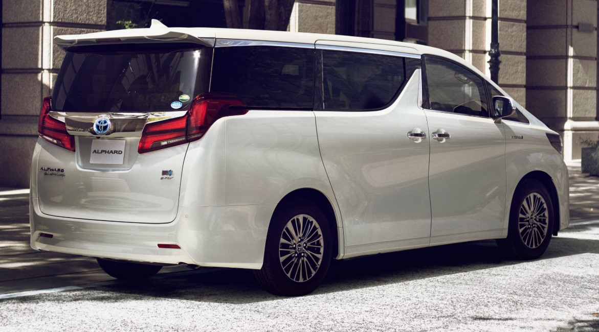 2022 Toyota Alphard Engine