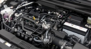 Toyota Altis 2021 Engine