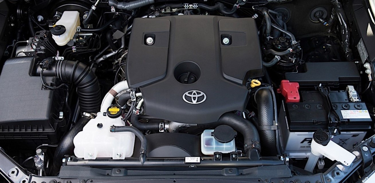 Toyota Fortuner 2022 Engine