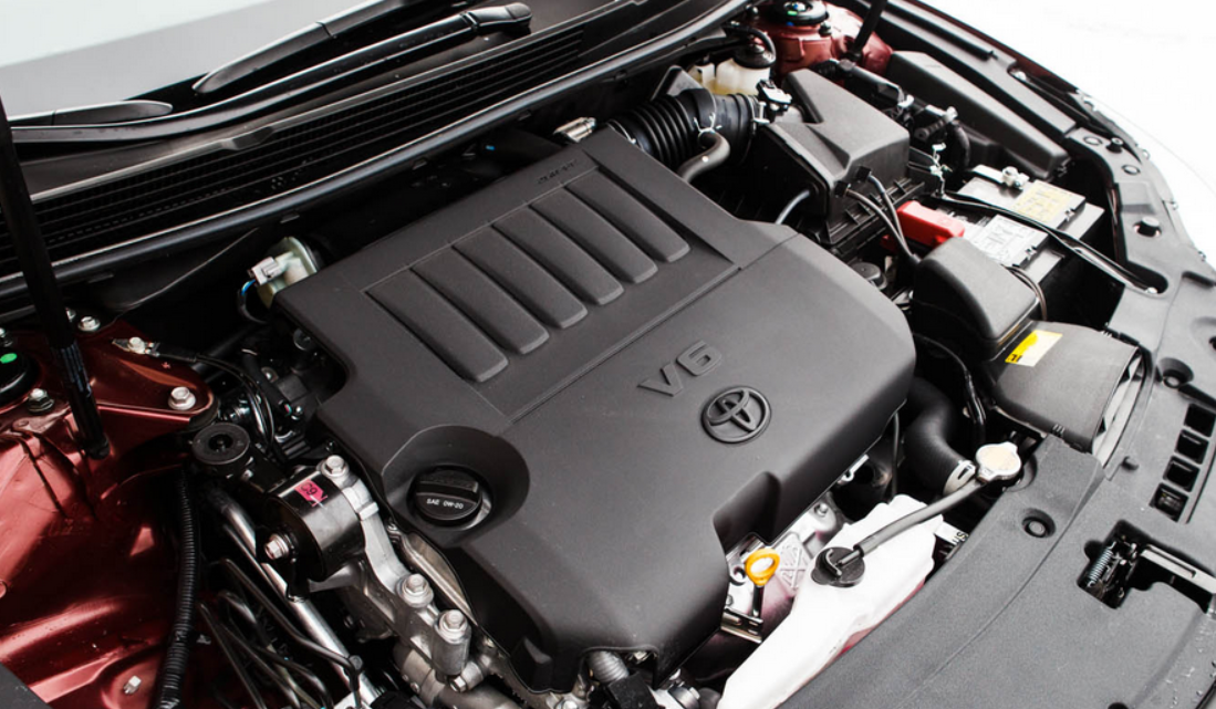 2022 Toyota Avalon Engine