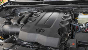2022 Toyota 4Runner Engine