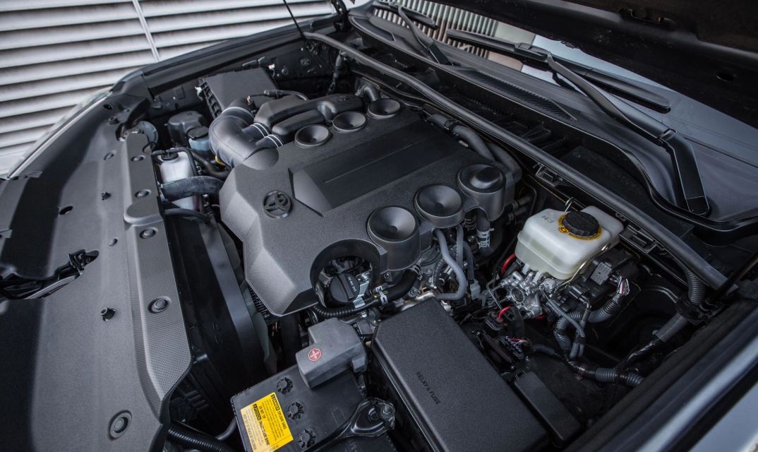 2022 Toyota 4Runner Limited Engine