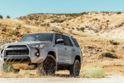 2022 Toyota 4Runner Limited Exterior
