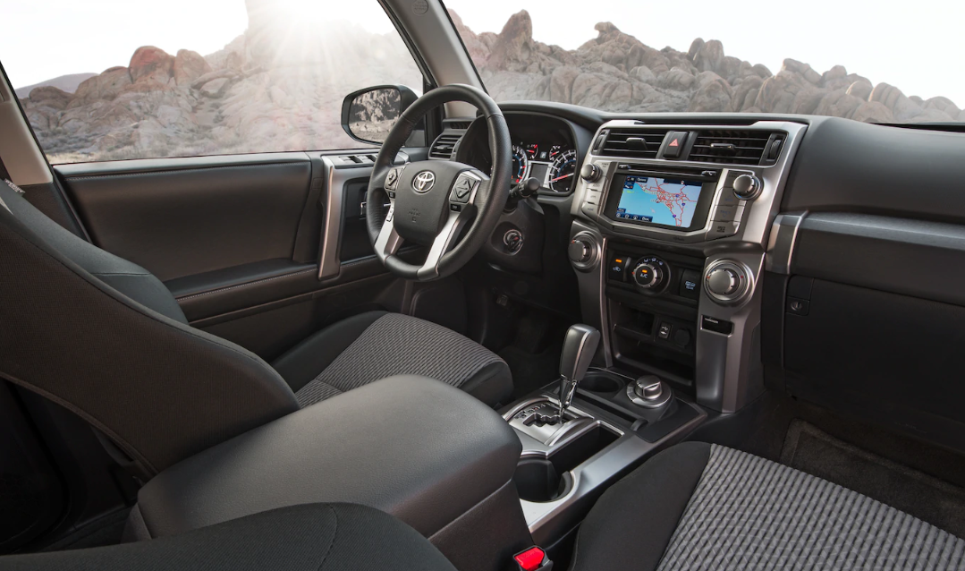 2022 Toyota 4Runner Limited Interior