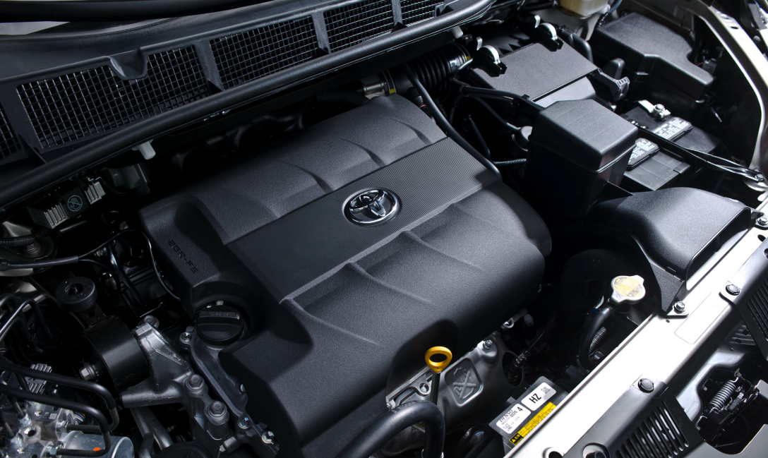 2022 Toyota Sienna Engine