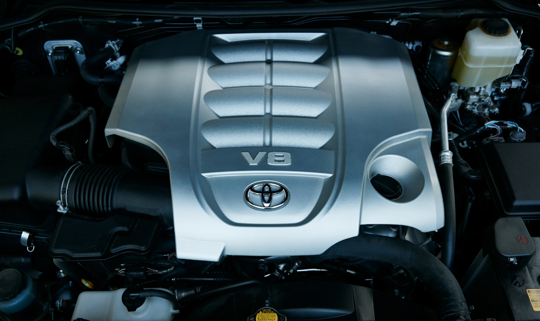 Toyota Land Cruiser 2022 Engine