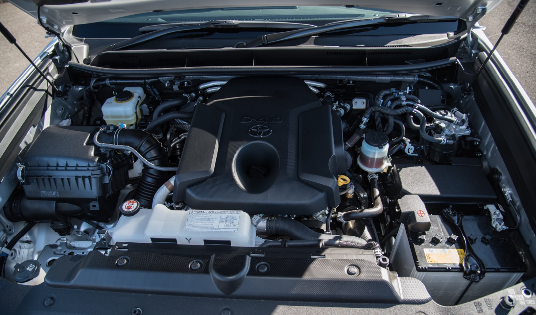 2022 Toyota Prado Engine