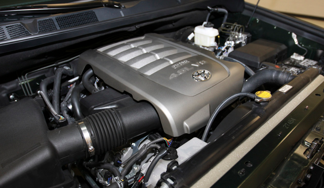 2023 Toyota Tundra Engine