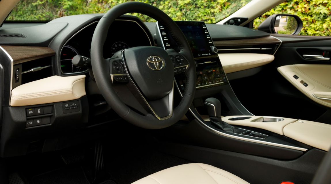 2021 Toyota Avalon Interior