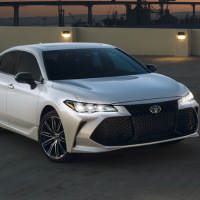 2021 Toyota Avalon Limited Exterior