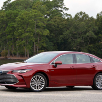 New 2022 Toyota Avalon Exterior