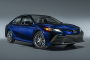 New 2022 Toyota Camry Exterior