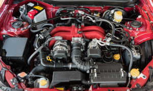 New 2022 Toyota GT86 Engine
