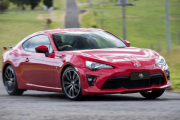 New 2022 Toyota GT86 Exterior