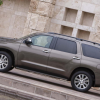 New 2022 Toyota Sequoia Exterior