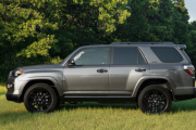 2023 Toyota 4Runner Limited Exterior